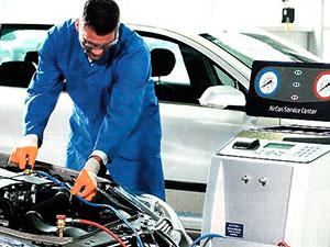 Заправка и ремонт автомобильных кондиционеров на Lexus, Volvo, Land Rover, Nissan